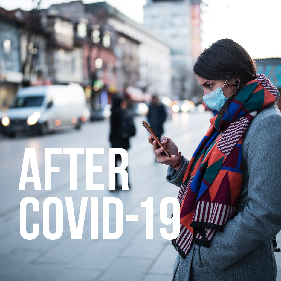 THOUGHTS ON THE IMPACT AND FUTURE AFTER COVID-19