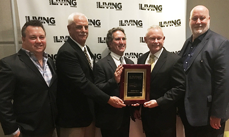 DAHLIN Inducted into the 2016 BALA Hall of Fame
