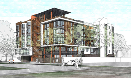 San Jose Moves Forward with High-Rise Homeless Shelter