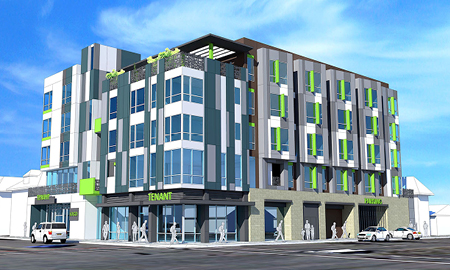Two North Oakland Housing Proposals to Add 100 Apartments