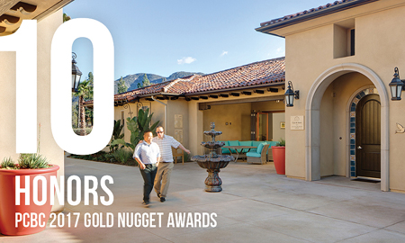 DAHLIN Honored in Multiple Market Sectors at Gold Nugget