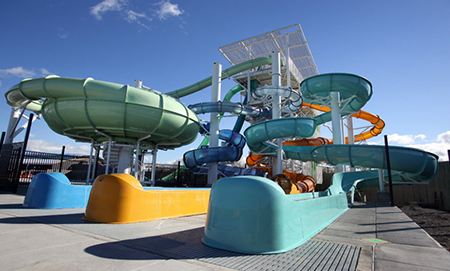 Developing Waterparks During the Drought