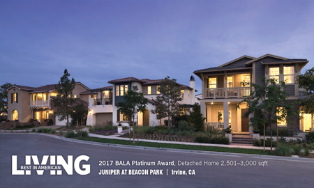 DAHLIN Wins Four Best In American Living Awards