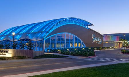 Athletic Business Aquatic Design Portfolio: Emerald Glen