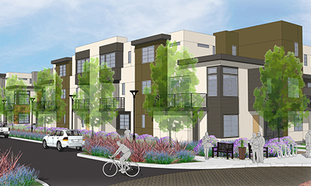 472 Homes Next to East Bay BART Could Transform a Neighborhood