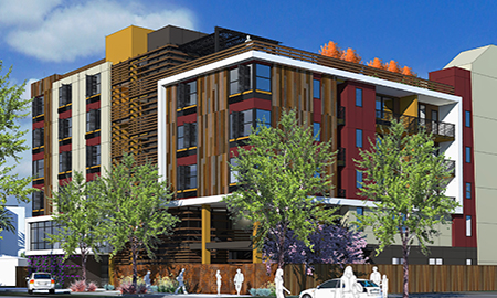 San Jose Welcomes First 100% Homeless Housing Project