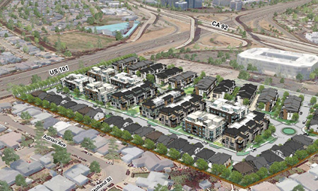Housing OK'd at Waters Technology Park in San Mateo
