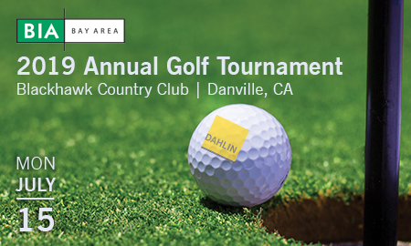 DAHLIN + BIA Bay Area will be hittin' the links!