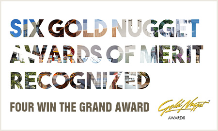 DAHLIN Wins Four Gold Nugget Grand Awards
