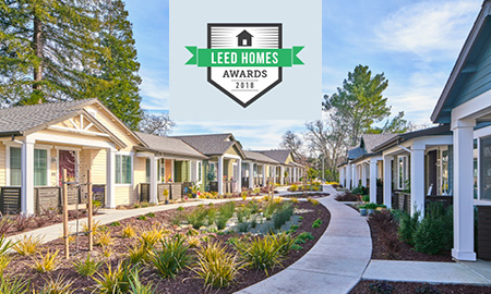 USGBC Announces Annual LEED Homes Awards