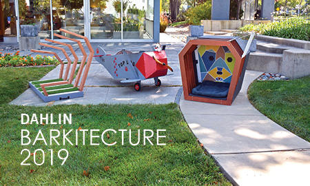 DAHLIN Barkitecture 2019 Returns with Passion