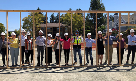 Affordable Workforce Housing Underway in Mountain View