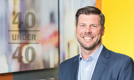 Justin Julian Recognized in Professional Builder's 40 Under 40