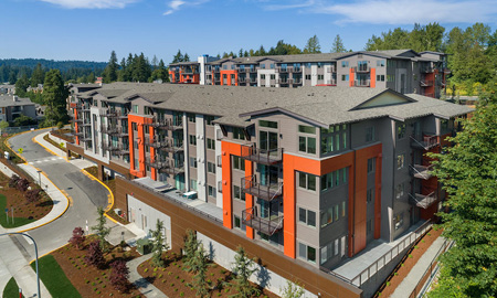 MainStreet Scores LEED Platinum on Redmond MF