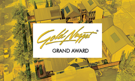 The Link Wins a Gold Nugget Grand Award for Innovative Housing