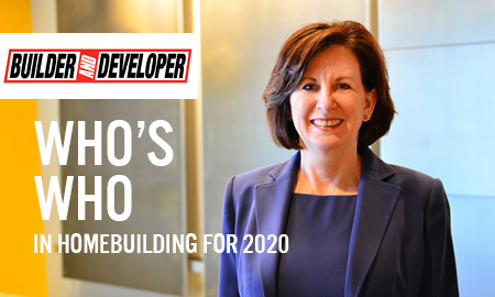 Nancy Keenan Named in Who's Who in Homebuilding for 2020