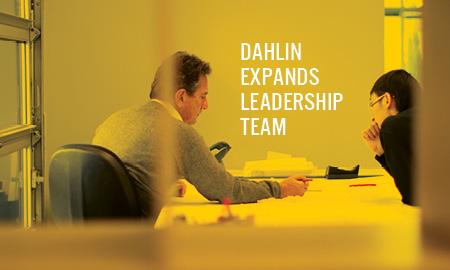 DAHLIN Expands Leadership Team