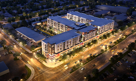 Why This Toyota Dealership Is Turning Its Car Lot into Apartments