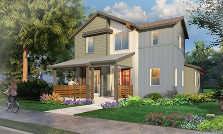 Dahlin Architecture and Garman Homes Team Up for Concept Home