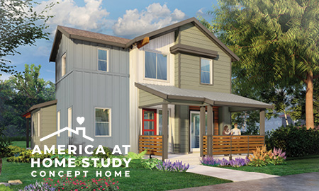 Pandemic-Responsive Concept Home Breaks Ground