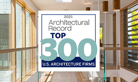 DAHLIN Ranked Among Top 300 Architecture Firms by AR