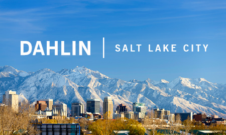 DAHLIN Has a New Location in Salt Lake City, Utah