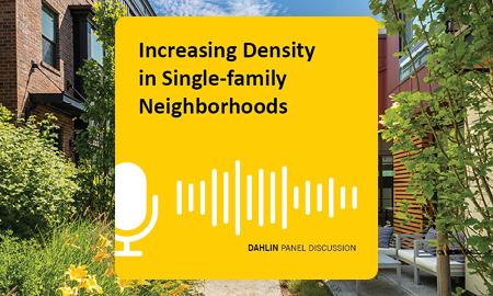 Increasing Density in Single-family Neighborhoods