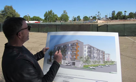 Transit-oriented Housing in La Mesa Gets City Council OK